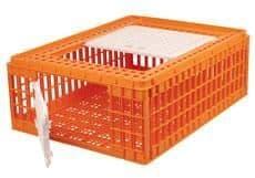 Eton mini plastic poultry case